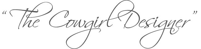 The Cowgirl Designer Signature